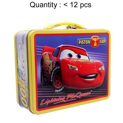 Cars Square Lunch Tin #617617Y