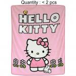 Hello Kitty Rachel (Micro-Fiber) Blanket #66837