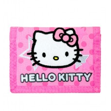 Hello Kitty Star Trifold Wallet #81396