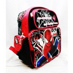 Spider-Man White Web Large Backpack #A01284