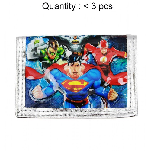Justice League Trifold Wallet #A01427