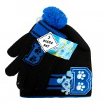 Blue's Clues Beanie and Glove Set #CBKS2548-K
