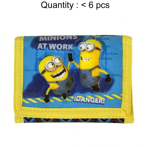 Despicable Me Minions Trifold Wallet #DL21182