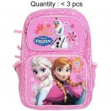 Frozen Pink Large Backpack #FCCF21