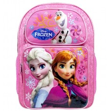 Frozen Pink Large Backpack #FCCFK1