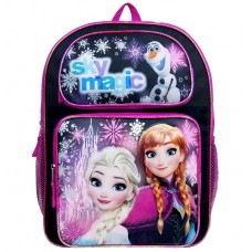 Frozen Sky Magic Large Backpack #FCCFK2