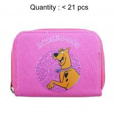 Scooby Doo Zip Wallet #SBZIP1P