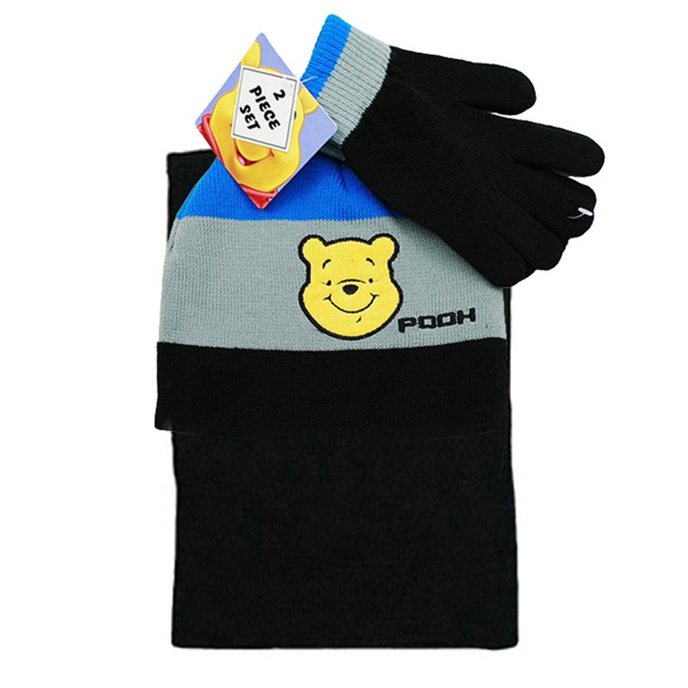e9ae4fd7b60f Winnie the Pooh 3pcs Set (Beanie