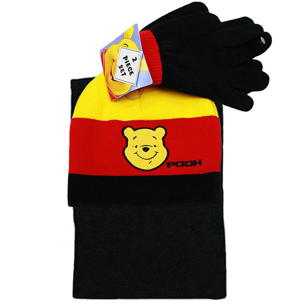 9402abb6ad95 Winnie the Pooh 3pcs Set (Beanie